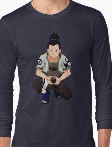 Shikamaru Long Sleeve T-Shirt