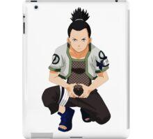 Shikamaru iPad Case/Skin