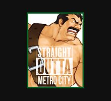 Straight Outta Metro City Unisex T-Shirt
