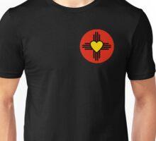 Zia Heart Symbol Unisex T-Shirt