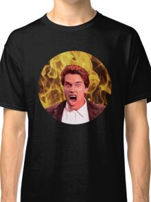 Angry Arnold Classic T-Shirt