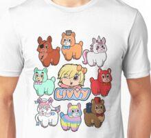 Livdaneix | Livvy | Fan Art Unisex T-Shirt