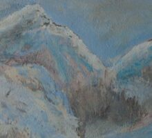 BLUE MOUNTAINS(2008) Sticker