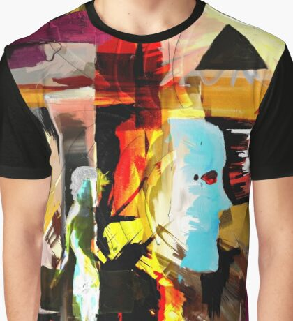 New Order Old Chaos Graphic T-Shirt