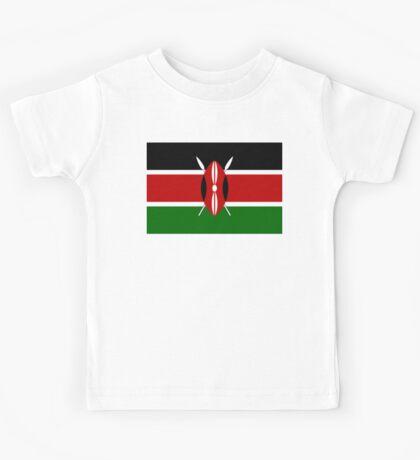 Kenya Kids Tee