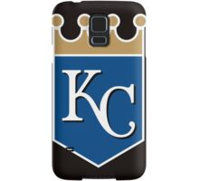 Kansas City Royals Samsung Galaxy Case/Skin