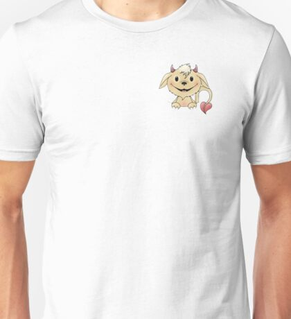 Pocket Fluff Unisex T-Shirt