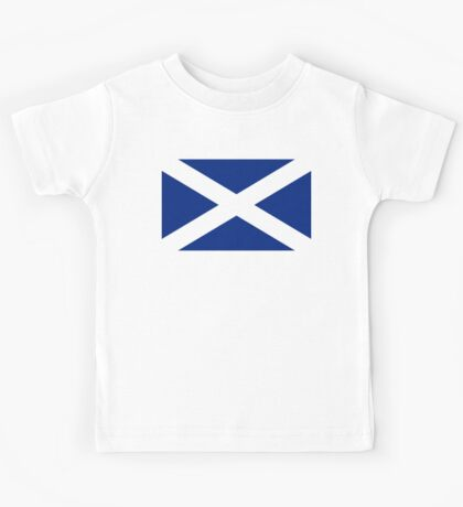 Scotland Kids Tee