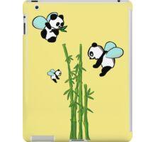 Flying pandas iPad Case/Skin