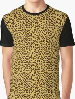 Animal Texture Skin Background Graphic T-Shirt