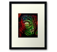 Page 2 The Alien Framed Print