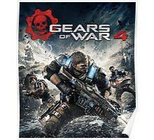 GEARS OF WAR 4 [4K]  Poster