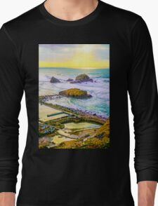 Lands End Sunset Long Sleeve T-Shirt