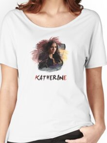 Katherine - The Vampire Diaries Women's Relaxed Fit T-Shirt