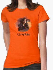 Katherine - The Vampire Diaries Womens Fitted T-Shirt