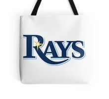 Tampa Bay Rays Tote Bag