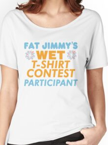 Fat Jimmy's  Women's Relaxed Fit T-Shirt