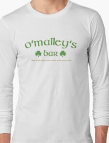 Nick Cave and the Bad Seeds – O'Malley's Bar Long Sleeve T-Shirt