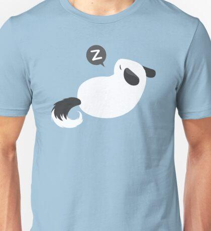 ChinchillazzZ (Silver) Unisex T-Shirt