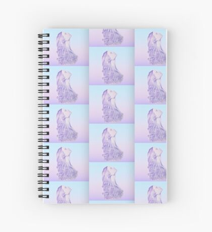 colourful  Spiral Notebook