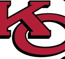 Kansas City Chiefs Sticker
