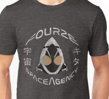Fourze Space Agency Unisex T-Shirt