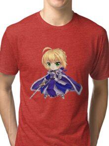 Fate/Zero Tri-blend T-Shirt