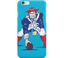 New England Patriots iPhone Case/Skin