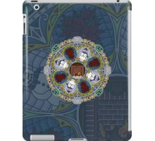 Winter Nouveau iPad Case/Skin