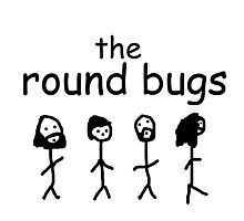 The Round Bugs Photographic Print