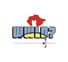 WWLD? Photographic Print
