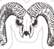 Ram skull  Sticker