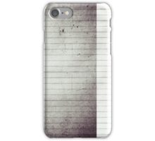 Write your heart out 2 iPhone Case/Skin