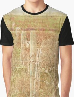 The Fence Line Graphic T-Shirt