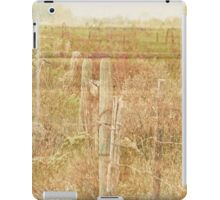The Fence Line iPad Case/Skin