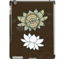 The Lotus iPad Case/Skin