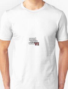 GTA VI Logo   Grand Theft Auto Unisex T-Shirt