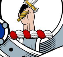 00004 Wilson Clan Tartan  Sticker