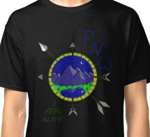 Pacific North West Compass Classic T-Shirt