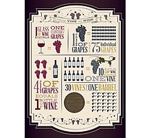 From Vine to Wine Photographic Print