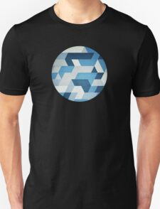 Abstract Geometry  Unisex T-Shirt