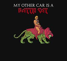 My other means of transportation just so happens to be a battlecat Unisex T-Shirt