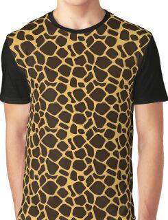 Animal Texture Skin Background 2 Graphic T-Shirt