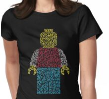Lego Womens Fitted T-Shirt