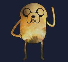 Jake The Dog - Galaxy Edition Kids Tee