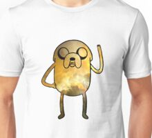 Jake The Dog - Galaxy Edition Unisex T-Shirt