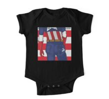 Born in the U.S.A One Piece - Short Sleeve