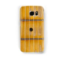 Maple guitar fretboard Samsung Galaxy Case/Skin