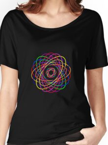 Universe abstract Women's Relaxed Fit T-Shirt
