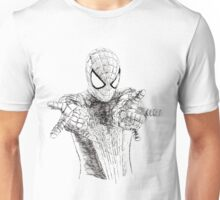 Spider-Man art Unisex T-Shirt